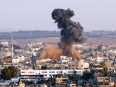 Israel hints at ground invasion as troops move towards Gaza