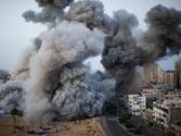Israel, Egypt talk Gaza ceasefire even as strikes widen