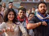 Imran and Anushka go Haryanvi