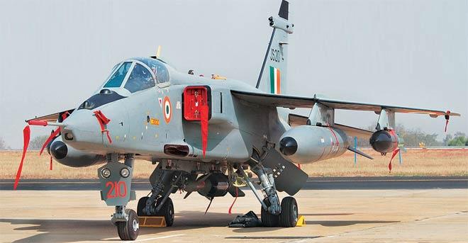 Jaguar fighter aircraft