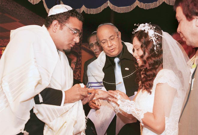 Jewish Wedding Traditions.My Big Fat Jewish Wedding Delhi Hosts Its First Traditional Israeli