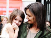 Katie Holmes planning to adopt a little girl?
