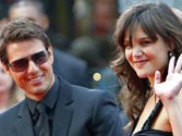 Katie Holmes still trapped by Tom Cruise?