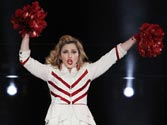 Madonna thinks her thighs are fat