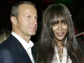 All for love! Naomi Campbell arrives in Jodhpur for boyfriend's birthday