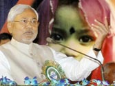 Nitish's 'Adhikar rally' at Patna to pressurise Centre on granting special status to Bihar