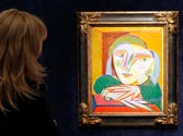Master's stroke! Pablo Picasso's 'mistress' fetches a record Rs 227 crore at Sotheby's auction