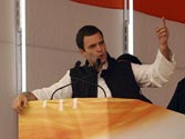 Only Cong can bring actual change: Rahul
