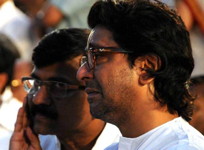 Raj Thackeray breaks down