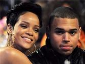 Rihanna celebrating new album with Brown