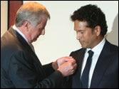 Sachin Tendulkar conferred membership of Order of Australia