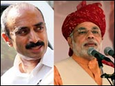 Gujarat polls: Suspended IPS officer Sanjiv Bhatt's wife to take on Narendra Modi on Congress ticket