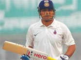 Bigwigs flop on misty day: Sehwag, Gambhir and Kohli dismissed cheaply as Delhi post 235 vs UP
