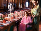 Tables and troubles of our maharajas