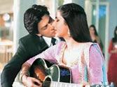 SRK-Kat lip lock story: Why he broke no kissing rule for JTHJ