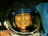 Sunita Williams returns to Earth after 4 months in space