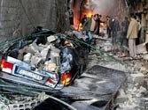 34 dead in twin car bombings in Damascus, Syria