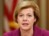 Tammy Baldwin acceptance speech: A huge victory for Wisconsin's middle class