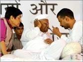 New Team Anna may back Kejriwal
