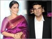 Vidya, Siddharth to host wedding reception in Chennai