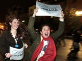 Support from America's women voters helped push Obama over the line