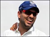 With maiden five-for in first-class cricket, Yuvraj spins his way to the top of pecking order for Test selection