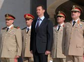 What will Syria's Assad do as rebels close in on Damascus?