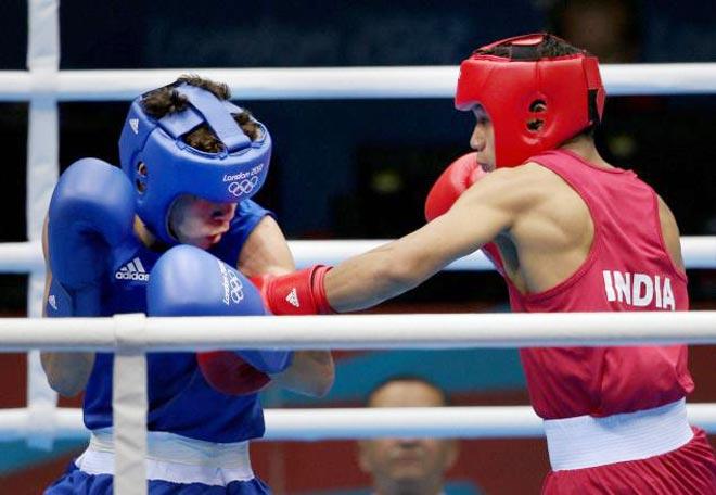 Indian amateur boxing federation