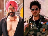 Ajay not ready to wave the white flag, will not board SRK