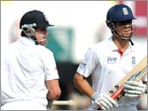 Nagpur Test, Day Four: Bell, Trott steady England to end day on 161/3 after early wickets