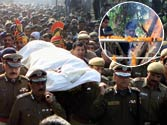 My father was badly beaten up. Public is responsible for his death, says constable Tomar's son