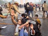 Delhi Police Commissioner Neeraj Kumar defends crack down on gangrape protesters