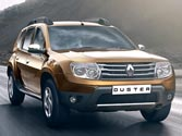 Renault Duster to entertain global audience at Dakar Rally