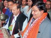Modi win effect: Gadkari tries to prove his relevance as BJP president