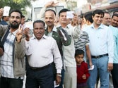 Gujarat votes in final phase of polling, 38 per cent polling till 1 pm