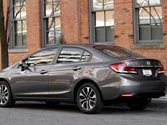 Honda Civic gets a sportier look with upgraded interior