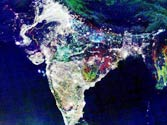 Goddess Lakshmi could not have missed this! NASA releases map of India on Diwali night