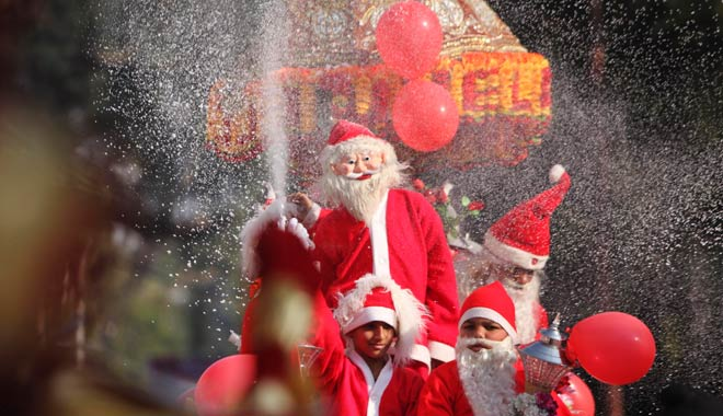 Christmas Festival In India.Merry Christmas Pm Greets Nation India News