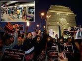 Delhi gangrape: Nine Metro stations near India Gate to remain closed today