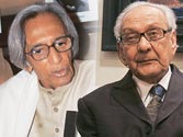 Indian Modernists, the late Tyeb Mehta and S.H. Raza