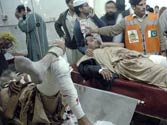 Taliban suicide bomber kills 9 at a political rally in Pakistan