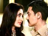 Kareena's Talaash ends, Aamir is her lucky mascot!