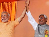 Nitish's Bihar overtakes Modi's Gujarat as fastest growing state in the country