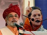 Sonia Gandhi attacks Narendra Modi govt during poll rally in Kalol