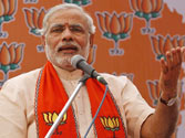 Narendra Modi promises 50 lakh pucca houses for people