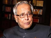 Pranab Mukherjee: At home, all we discussed was politics