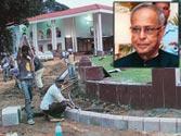 Karnataka govt splurged Rs 2 crore to renovate Belgaum's Circuit House for President Pranab's stay where he spent just an hour