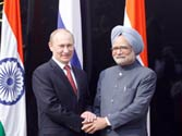 India, Russia sign $3 billion defence deal in backdrop of Putin's visit