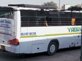 Private chartered bus in which the 23-year-old girl was gangraped ran rogue without permit on Delhi roads