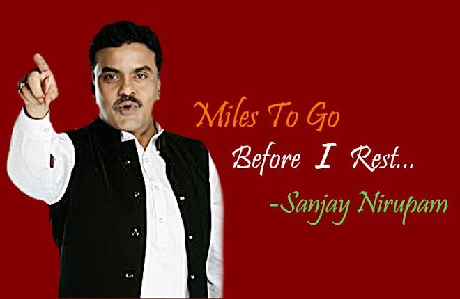 Congress spokesperson Sanjay Nirupam